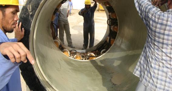 Efficio Tunneling & Bridges & Dams & Roads L L C